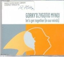(AY760) Gorky's Zygotic Mynci, Let's Get Togethe- DJ CD