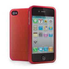 Cygnett Allure High-Gloss Case for iPhone 4/4s - Red