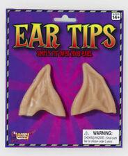 Latex Adult Alien Elf Fairy Hobbit Spock  Ear Tips LARP Cosplay Warcraft