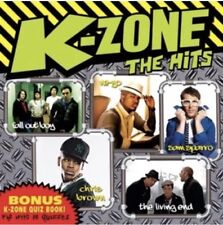 K-Zone The Hits - CD New - Living End Chris Brown Fall Out Boy Silverchair