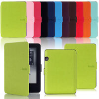 1x Latest Smart Ultra Slim Magnetic Case Cover For Amazon Kindle Voyage 2014 New