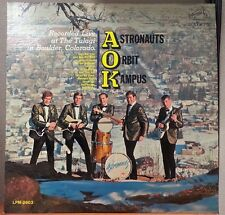 Vtg 1964 Astronauts Orbit Kampus Surf Rock LP Album LPM-2903 RCA-Victor