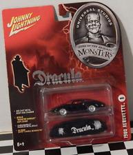 Johnny Lightning Universal Monsters 1980 Aerovette Black Dracula
