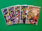 Amazing Spiderman lot 234-240 (5 books)