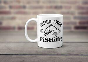 Fishing Mug Fisherman Angler present gift