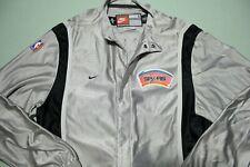 San Antonio Spurs Vintage 90s Nike Team Game Issue 1999-00 NWOT Warm Up Jacket