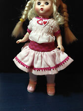 """Madame Alexander Accessories Original Dress bloomers socks shoes for 8"""" doll"""