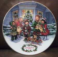 """1991 Avon Collectible Plate """"Perfect Harmony"""""""