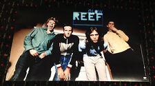 REEF Glow 11x17 original 1997 record store promo poster EPIC Britpop
