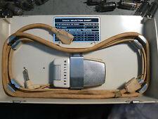 Wollensak Model T-1515 tube Reel to Reel Tape Recorder  stereo Microphone