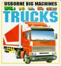 Trucks (Usborne Big Machine Board Books)