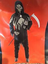 NEW Men's Reaper Halloween Costume Large