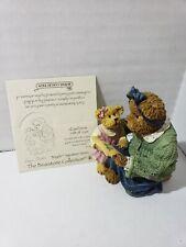 "2006 Boyds Bears Ali & Mom ""Gift Of Love"" #2277980. New Open Box"