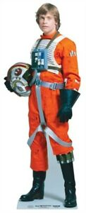 Luke Skywalker Star Wars Pappaufsteller