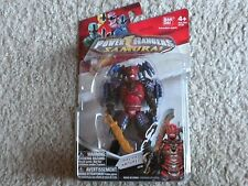 BANDAI Power Rangers SUPER SAMURAI Series MASTER XANDRED Figure w Sword Villain