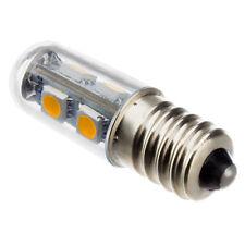 1W E14 LED per sostituire 15W frigorifero elettrodomestico Mini Lampadina Caldo Bianco 2700K 230V