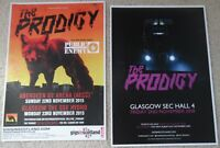 The Prodigy poster JOB LOT bundle live music show band concert gig tour posters