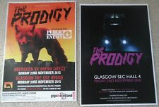 The Prodigy poster JOB LOT bundle live music show band concert gig tour posters