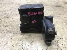 2005 Yamaha Kodiak 400 right side front brake master ( parts )