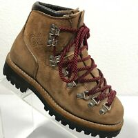 Dexter Mountaineer Women's Ankle Boots Sz 5 M LW198-4 Vintage Suede Lace Hiking