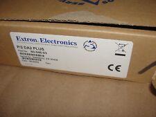 Extron P/2 Da2 Plus Distribution Amplifier 60-046-03