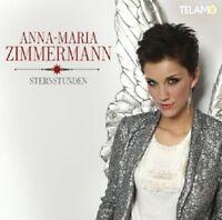 ANNA-MARIA ZIMMERMANN - STERNSTUNDEN  CD  13 TRACKS SCHLAGER  NEU