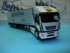 Truck camión camion camião  Iveco Stralis  Itália  2002  Ixo/Altaya 1:43
