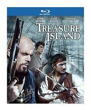 Treasure Island (Blu-ray Disc, 2012) Eddie Izzard Donald Sutherland BRAND NEW