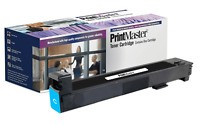 PrintMaster Cyan Toner Cartridge For HP Color LaserJet CP6015/CM6030/CM6040