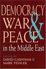 Democracy, War, and Peace in the Middle East (Indiana Series in Arab and Islami