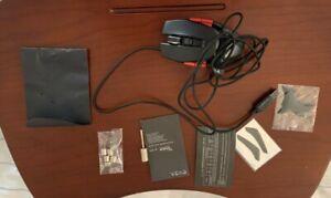 EVGA TORQ X10 Carbon Gaming Mouse - Part No. 901-X1-1102-KR