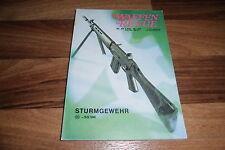 WAFFEN REVUE # 22 -- SIG-Sturmgewehr/Heimtückische Waffe EZ 44/d. Nahkampfspange