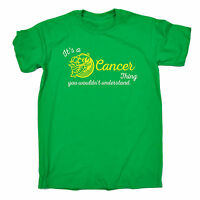 Its A Cancer Thing MENS T-SHIRT tee birthday gift month starsign zodiac funny