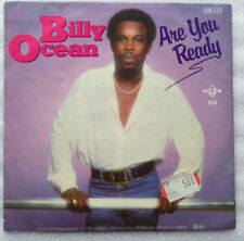"7""  BILLY OCEAN  **  ARE YOU READY  **      VG++     TOP-ZUSTAND   FUNK"