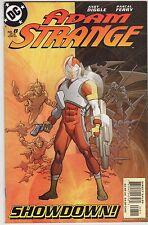 fumetto DC THE OF ADAM STRANGE AMERICANO NUMERO 8
