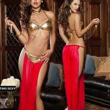Cosplay Gift Women Sexy Lingerie Role Play Slave Nurse Maid Prisoner Xmas Santa