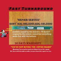 Repair Service 1-857-331-21 H2 55.71I02.A01G 1A  SONY KDL-26L5000,KDL-32L5000