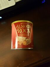 Brown & Haley ALMOND ROCA Buttercrunch Toffee with Almonds - 10 oz - Exp 03/2022