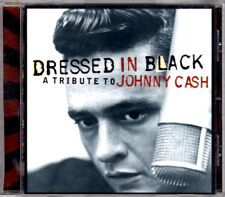 Various – Dressed In Black - A Tribute To Johnny Cash CD