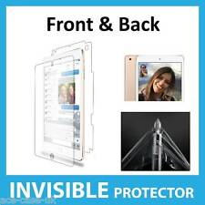 iPad Mini 3 INVISIBLE Screen Protector Shield - Full Body FRONT AND BACK Guards