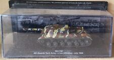 "DIE CAST TANK "" ISU-152 4th GUARDS tank ARMY L'VOV - 1944 "" ARMORED 031 1/72"