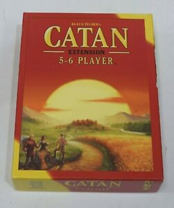 Catan 5-6 Player Extension Expansion