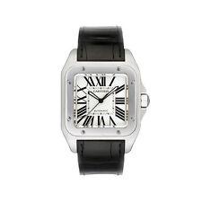 2000b6e5ce3 Cartier Santos W20073X8 Wrist Watch for Men and Unisex