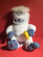 Rudolph Reindeer/Island Of Misfit Toys Vintage ~ ABOMINABLE SNOWMAN Plush  NWT