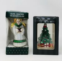 Christopher Radko Hand-Crafted Glass Christmas Ornaments & Tradition Glass Tree