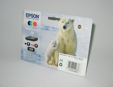 EPSON ORIGINAL Tinte Multipack T2616 26 Expression XP-510 XP-600 XP-625 XP-700