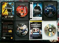 The Bourne Quadrilogy: Identity, Supremacy, Ultimatum, Legacy DVD TESTED WORKING