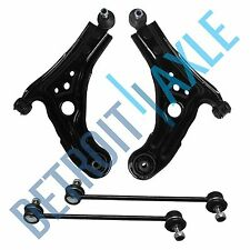Brand NEW 4pc Front Suspension Control Arm & Sway Bar Set for Aveo Swift Wave G3