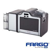 HID Fargo HDP5000 Duo Kartendrucker | Plastikkartendrucker | NEU!
