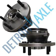 1999-2004 Jeep Grand Cherokee Front Wheel Bearing & Hub Assembly (Pair)